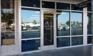 Commercial Windows & Doors